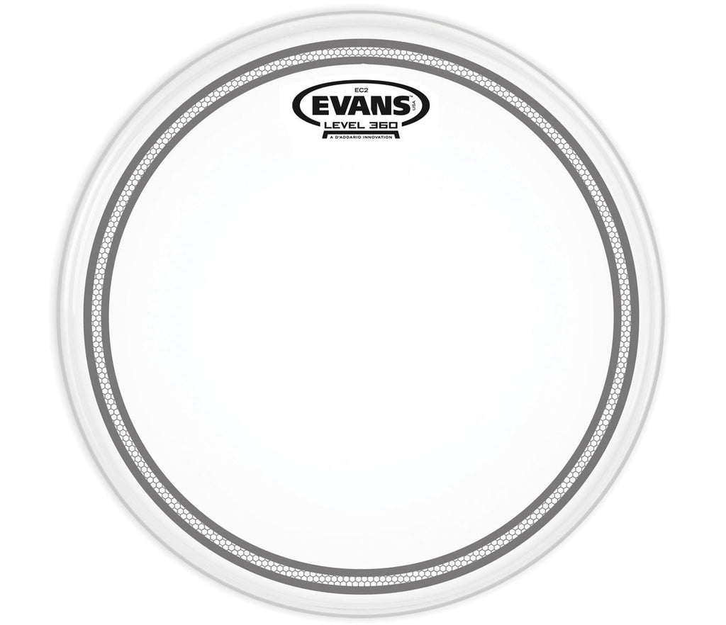 Evans EC2 Coated Drum Head, 16""