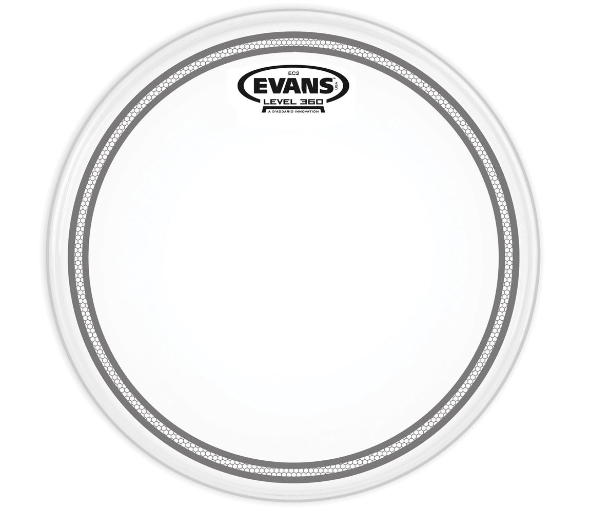 Evans EC2 Coated Drum Head, 6""