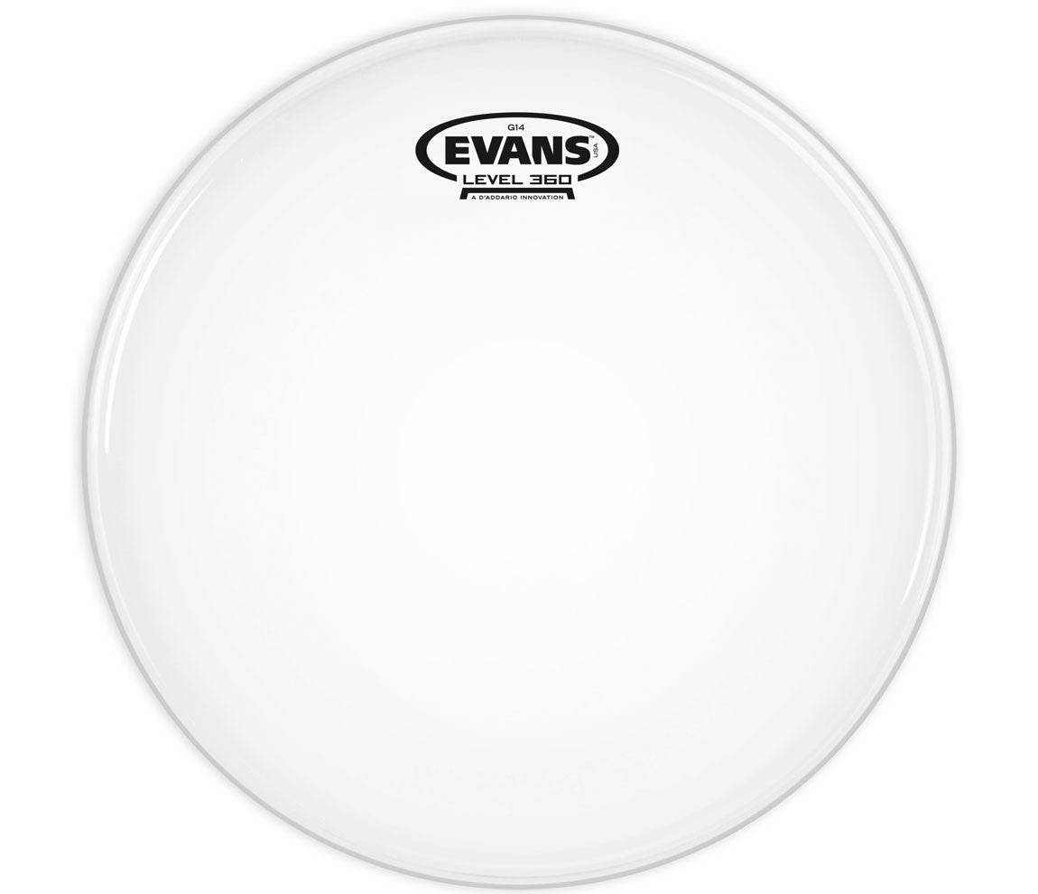 Evans G14 Coated Drum Head, 6""