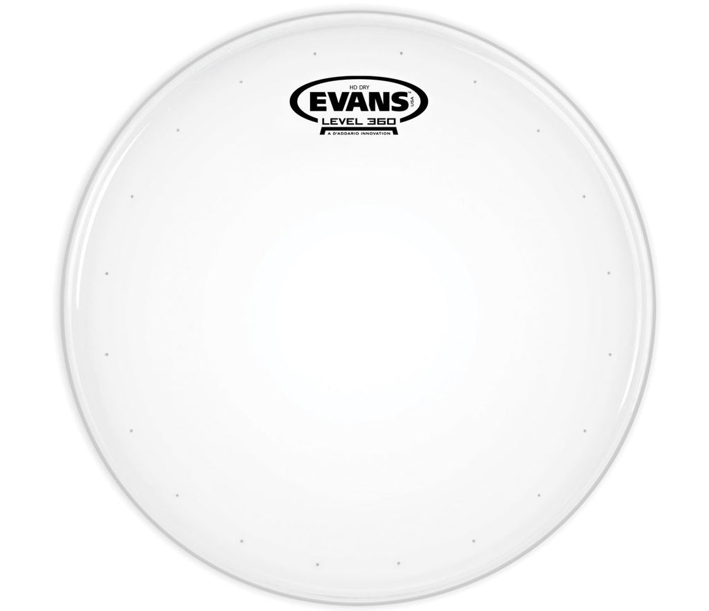 Evans Genera HD Dry Drum Head, 13""