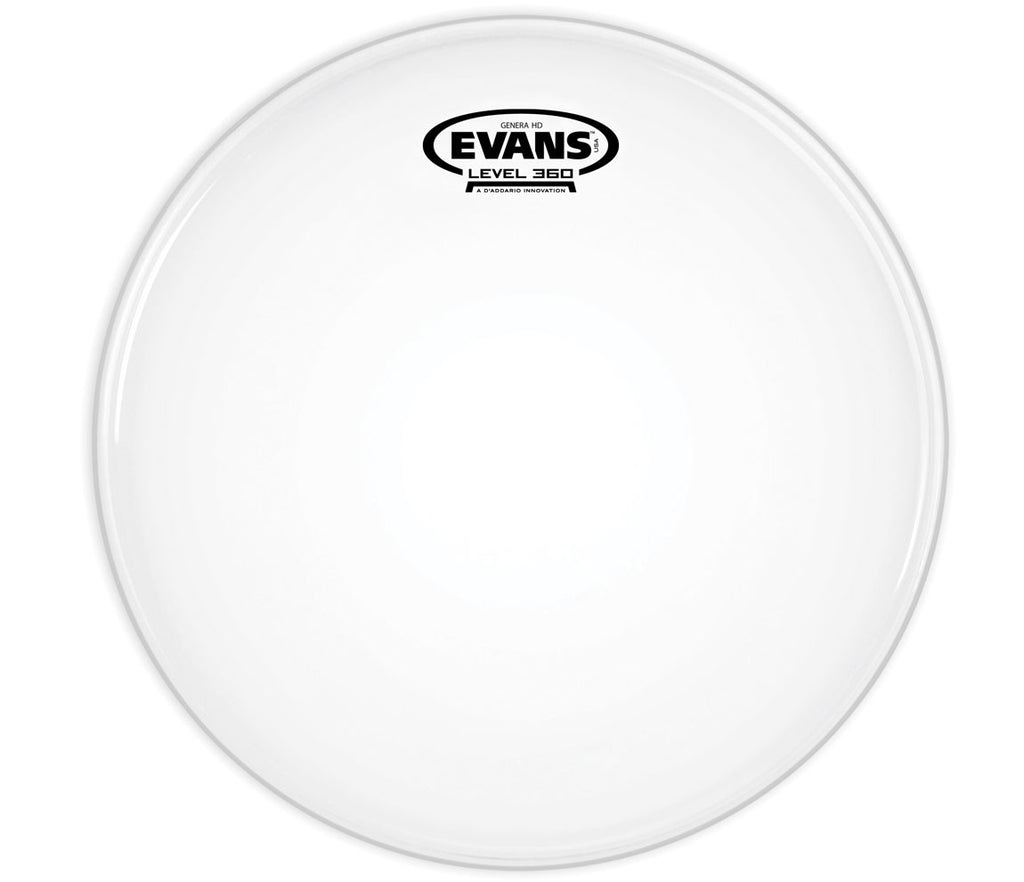 Evans Genera HD Drum Head, 13""