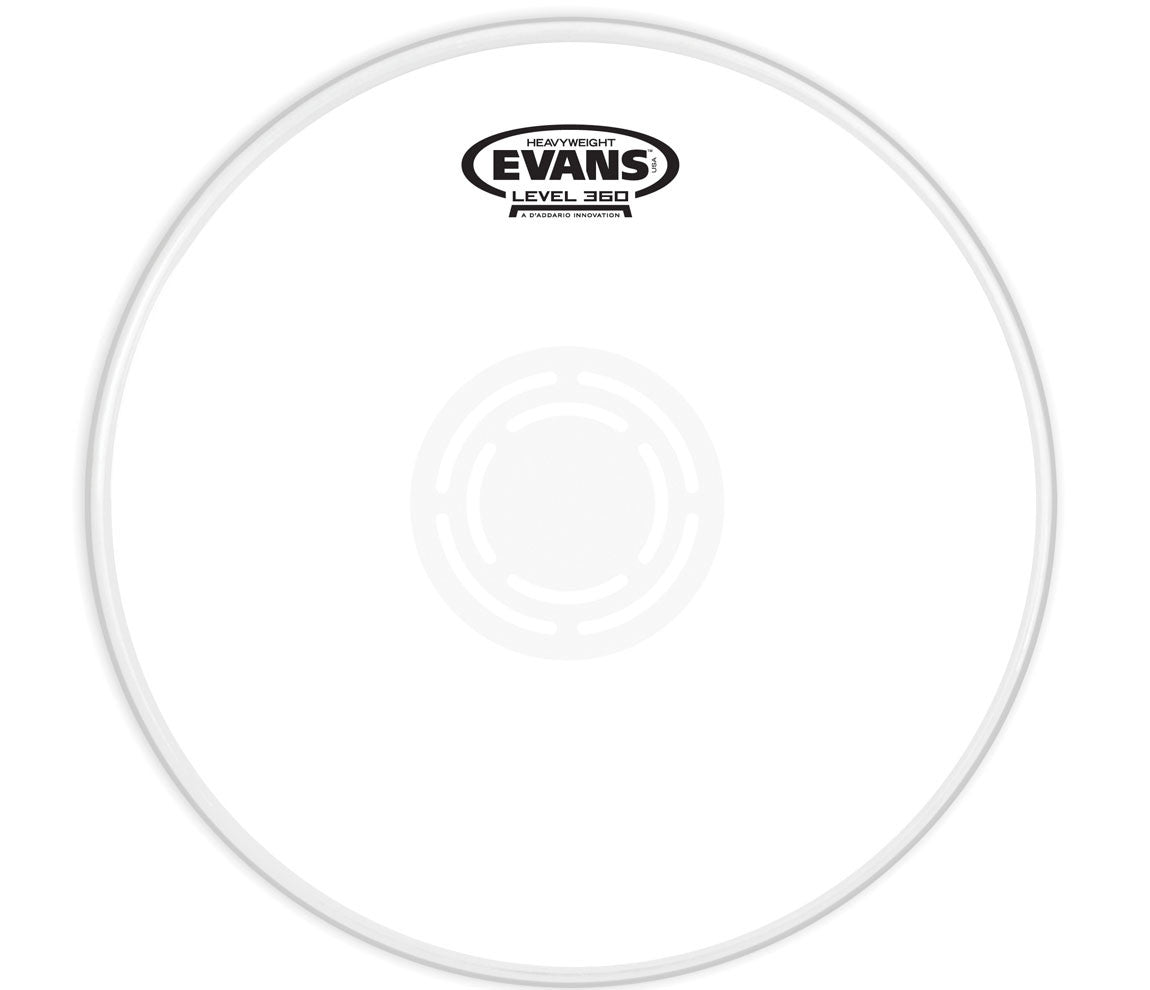 Evans Heavyweight Coated Snare Drum Head, 13""