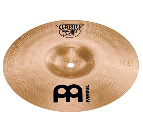 "Meinl Classics 10"" China Splashes Cymbal"