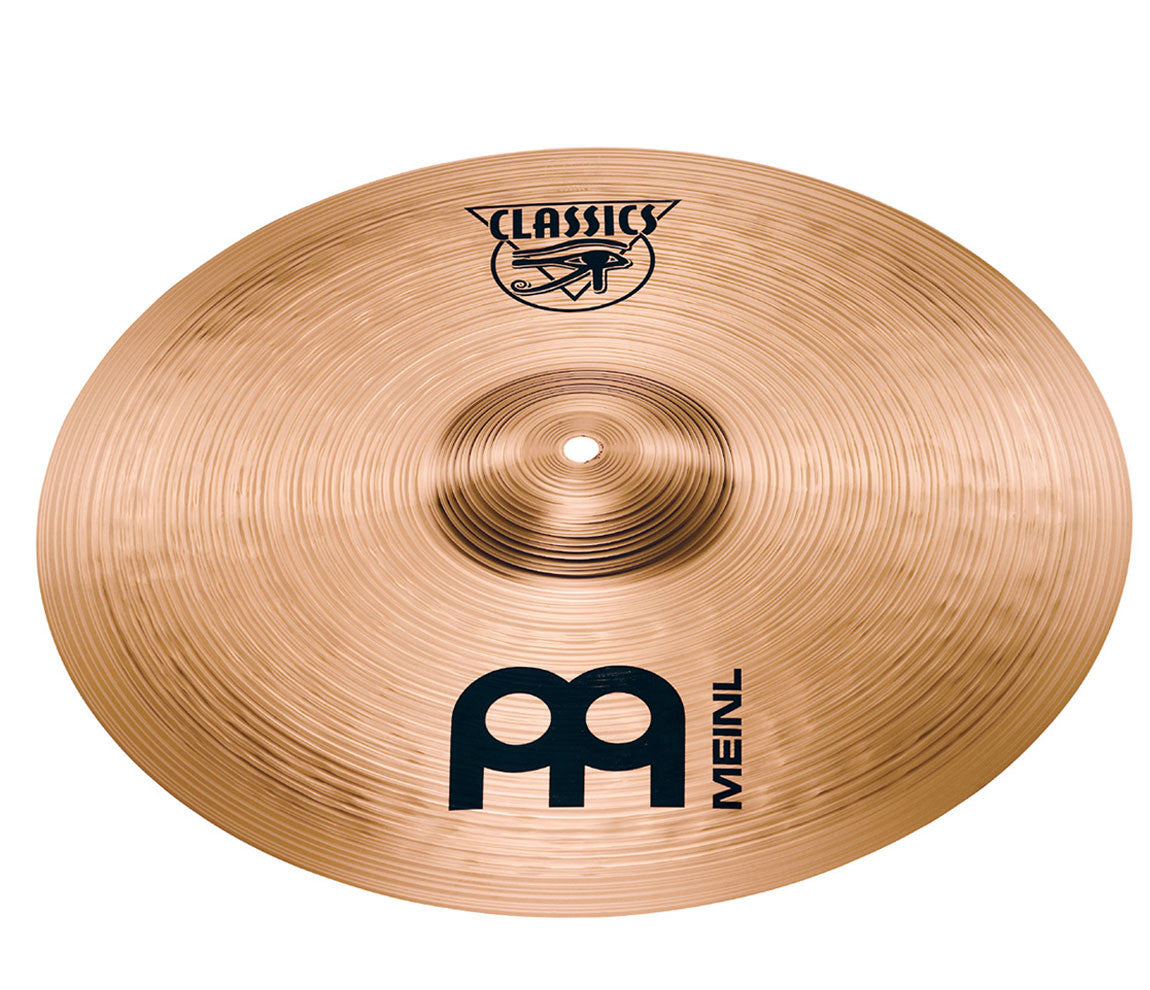 "Meinl Classics 17"" Powerful Crash Cymbal"