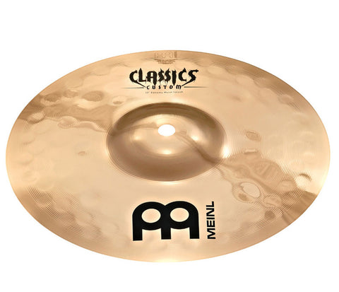 "Meinl Classics Custom Extreme Metal Series 10"" Splash Cymbal"