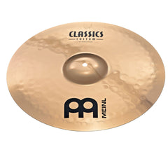 "Meinl Classics Custom 16"" Medium Crash Cymbal"