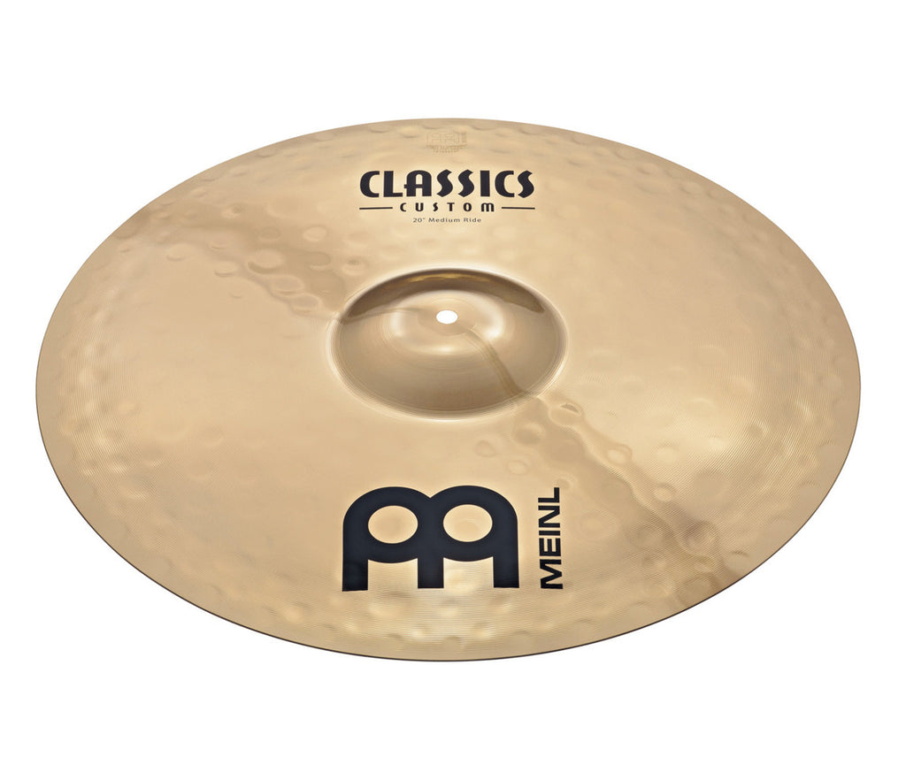 "Meinl Classics Custom 20"" Medium Ride Cymbal"
