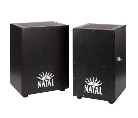 Natal Large Black Cajon