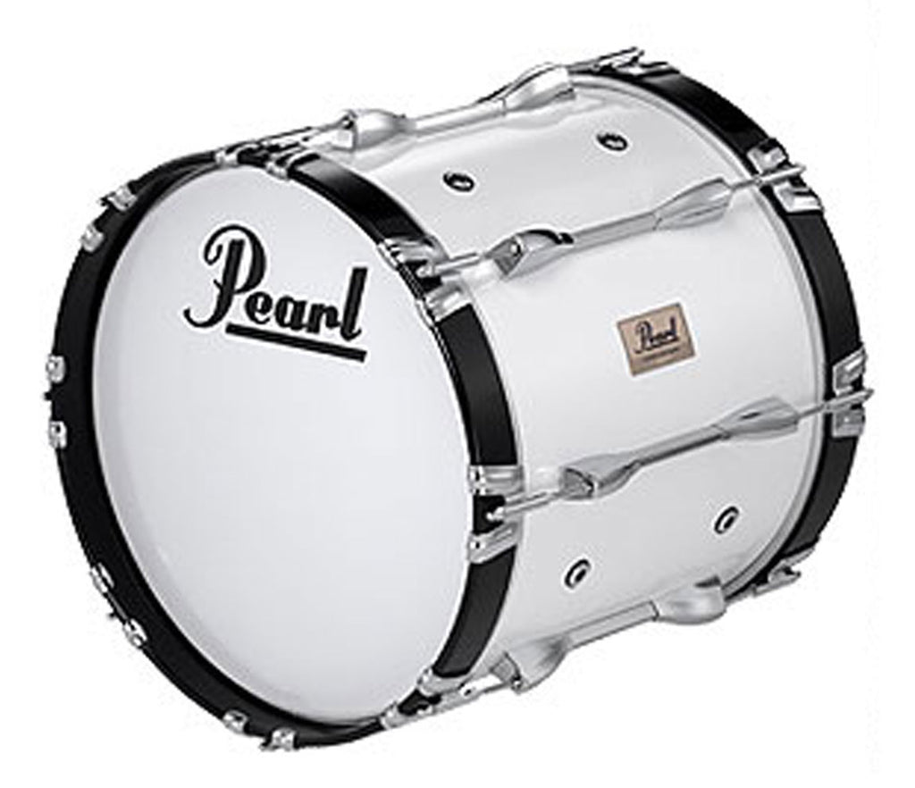 pearl 18 x 14 competitor marching bass drum. Black Bedroom Furniture Sets. Home Design Ideas