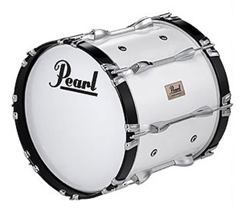 "Pearl 24"" x 14"" Competitor Marching Bass Drum"