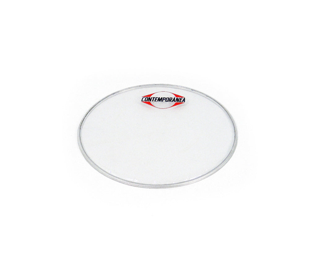 "Contemporanea 10"" Clear Plastic Head For Snare (Caixa)"
