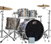 DW Performance Series 5-Piece Gun Metallic Grey Drum Kit