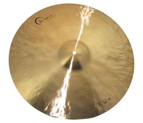"Dream Bliss Series 20"" Paper Thin Crash Cymbal"