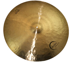 "Dream Contact Series 24"" Small Bell Flat Ride Cymbal"