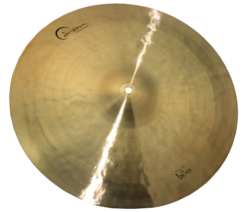"Dream Vintage Bliss Series 19"" Crash/Ride Cymbal"