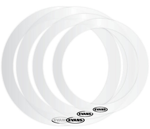 Evans E-Ring Pack, Fusion