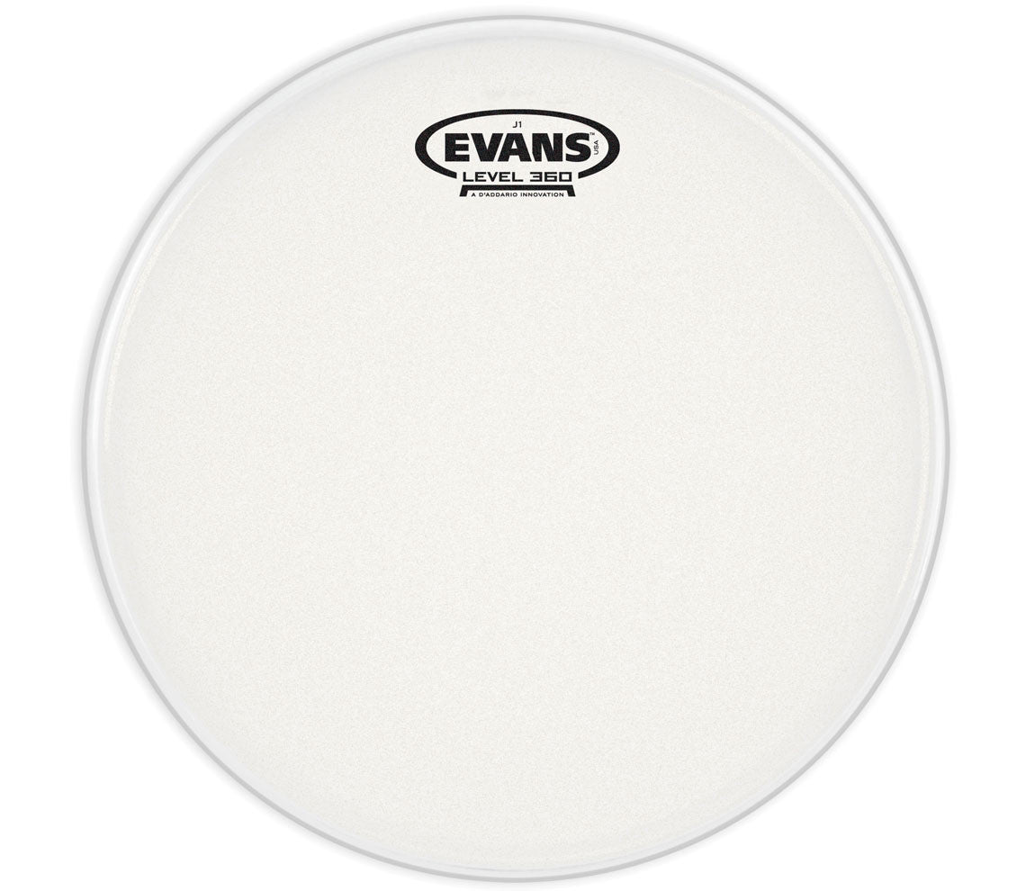 Evans J1 Etched Drum Head, 10""