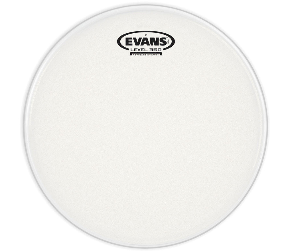 Evans J1 Etched Drum Head, 12""