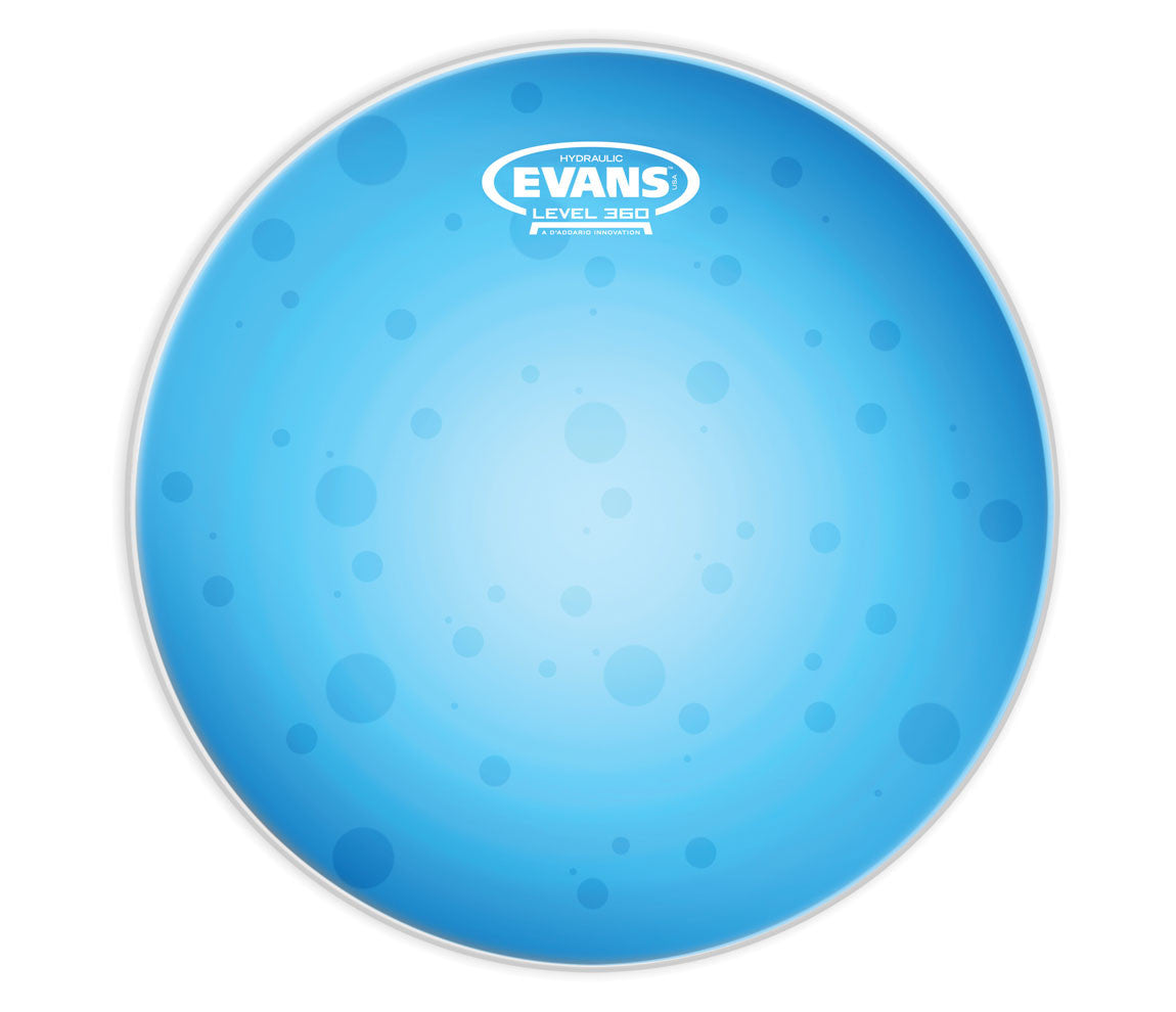 Evans Hydraulic Blue Drum Head, 10""