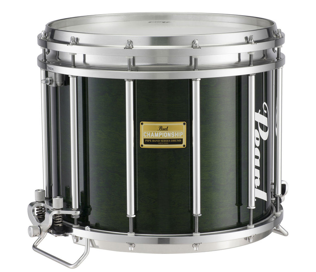 pearl 14 x 12 medalist pipe band snare drum birch shell. Black Bedroom Furniture Sets. Home Design Ideas