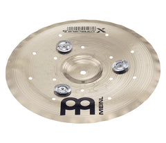 "Meinl Generation X 10"" Jingle Filter China Cymbal"