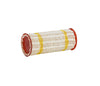 Natal GZ-L Ganza - Large (Yellow Band Red Ends), Vendor: Natal, Type: Hand Percussion, Type: Ganzas, Size: large, Finish: Yellow band Red ends, GZ-L