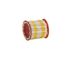 Natal GZ-S Ganza - Small (Yellow Band Red Ends), Vendor: Natal, Type: Hand Percussion, Type: Ganzas, Size: small, Finish: Yellow band Red ends, GZ-S