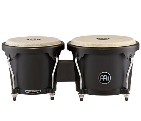 "Meinl Headliner Designer Series Wood Bongos 6 3/4"" & 8"" Phantom Black"