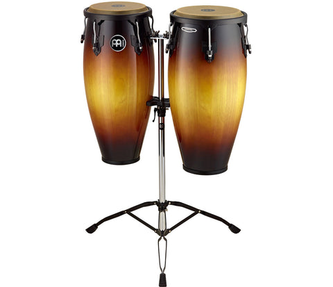 "Meinl Headliner Series Conga Set 10"" & 11"" Vintage Sunburst"
