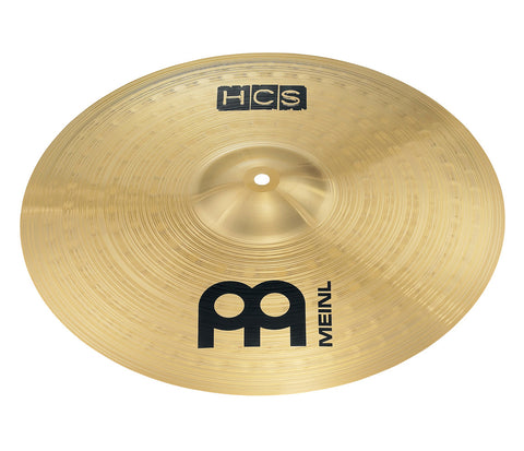 "Meinl HCS 18"" Crash-Ride Cymbal"