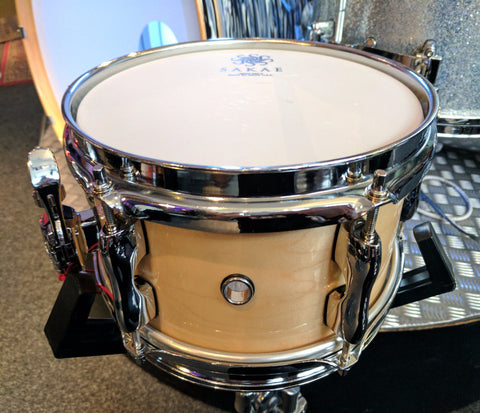 "SAKAE EFFECT SNARE 10"" X 5"" MAPLE - NATURAL"