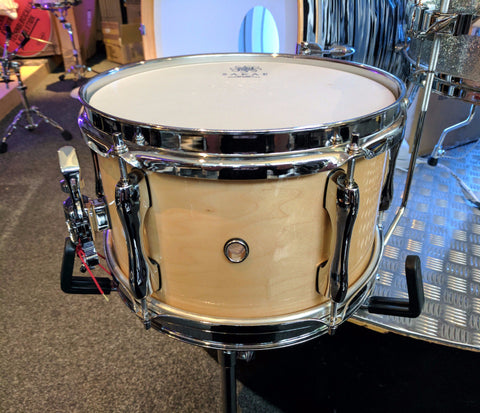 "SAKAE EFFECT SNARE 12"" X 6"" MAPLE - NATURAL"
