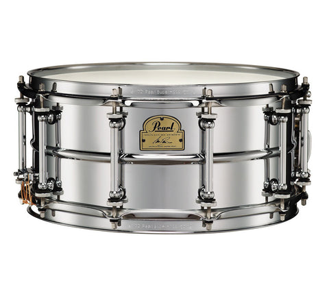 "Pearl Ian Paice Signature Series 14"" x 6.5"" Snare Drum"