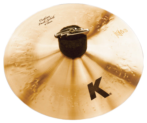 "Zildjian 12"" K Custom Dark Splash Cymbal"