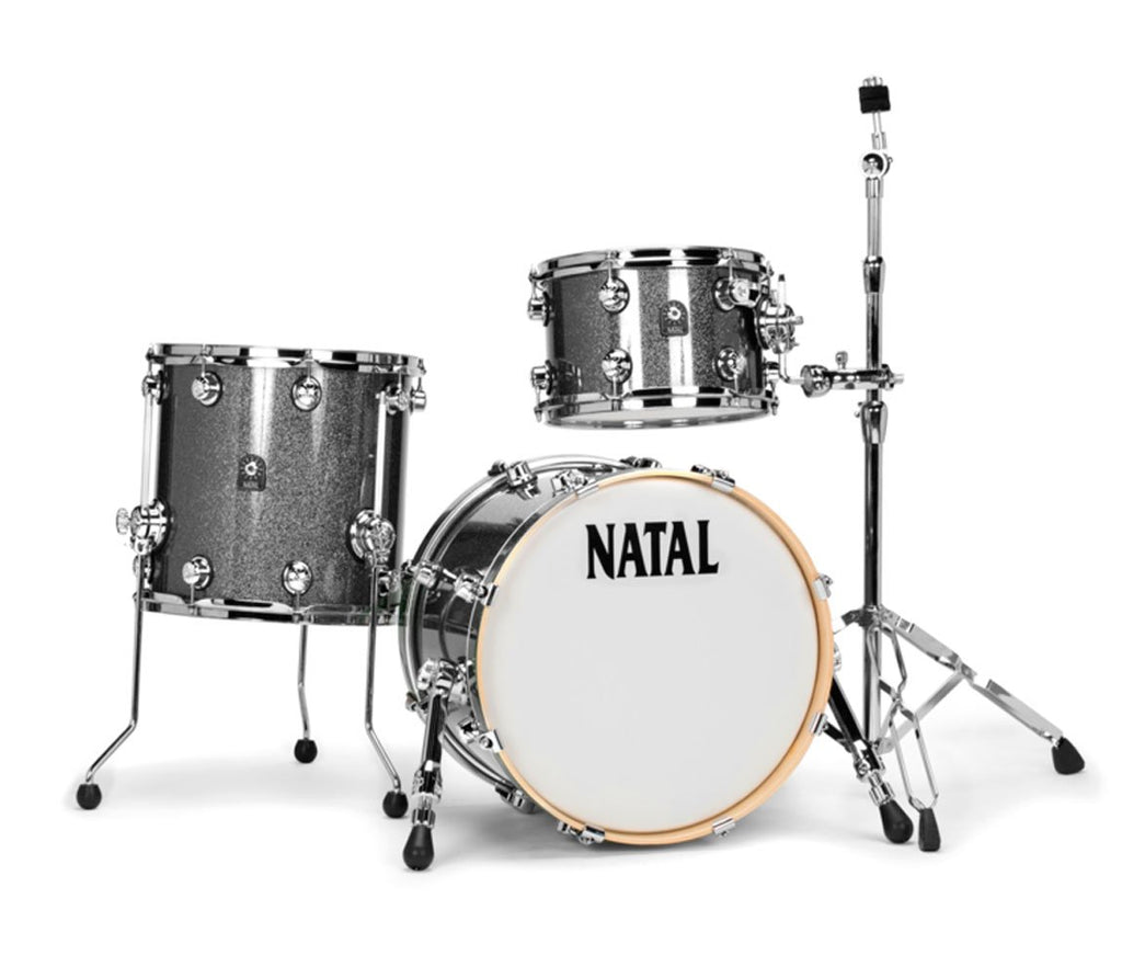 natal 39 the originals 39 3 piece traditional jazz 18 maple shell drum ki. Black Bedroom Furniture Sets. Home Design Ideas