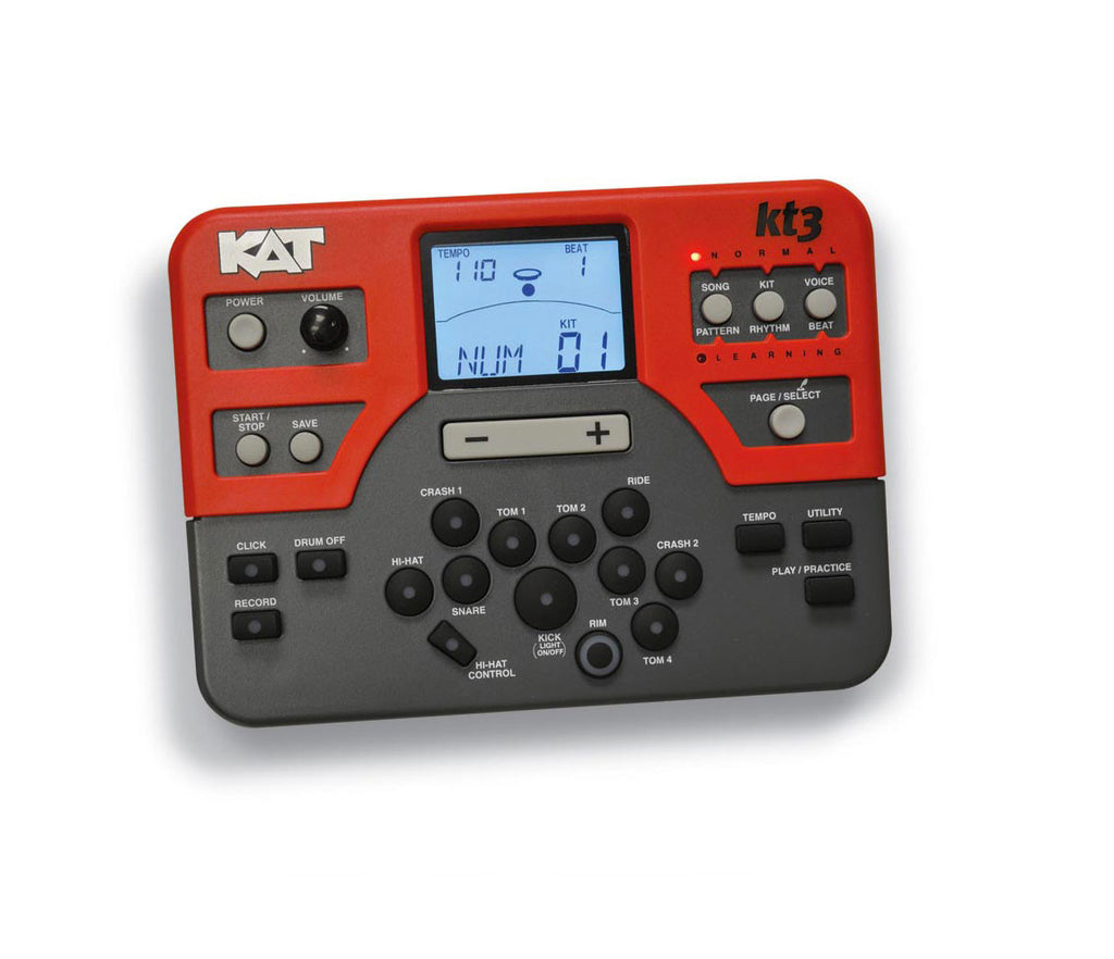 KAT KT3 6-piece Digital Drum Set 2