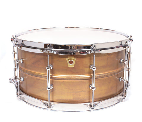LC663T Ludwig Copper Phonic Snare Drum