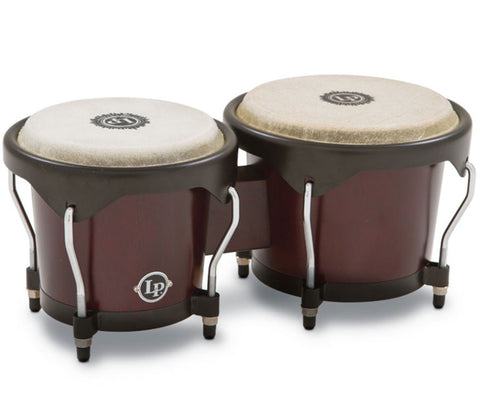 LP City Bongos Dark Wood LP601NY-DW