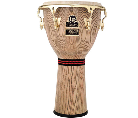 "LP Giovanni Galaxy Djembe 14"" Chrome Hardware LP799X-AW"