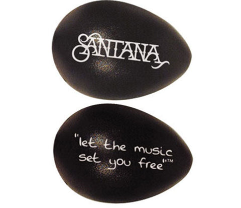 LP Santana Egg Shakers Black LPR003-BK