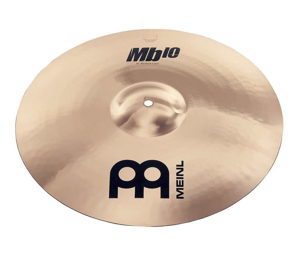 "Meinl Mb10 19"" Medium Crash Cymbal"
