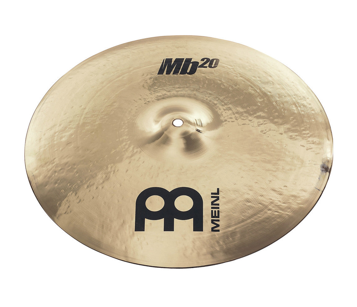 "Meinl Mb20 18"" Medium Heavy Crash Cymbal"