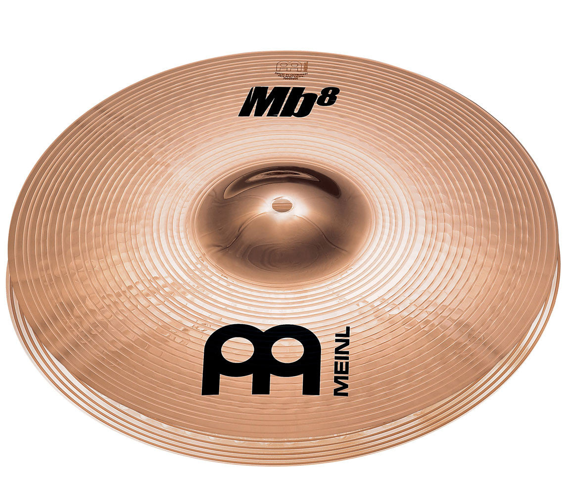 "Meinl Mb8 13"" Medium Hi-Hat Cymbal"