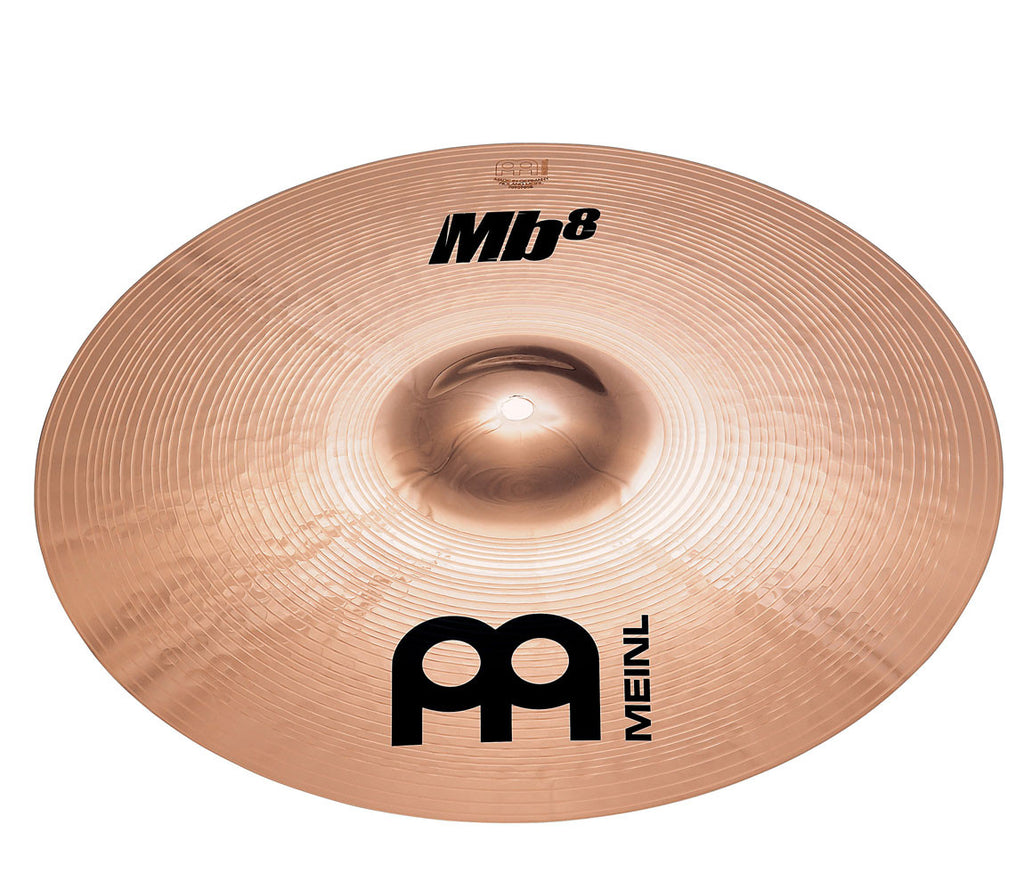 "Meinl Mb8 19"" Medium Crash Cymbal"
