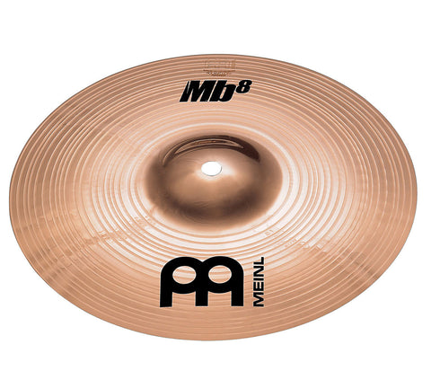 "Meinl Mb8 8"" Splash Cymbal"