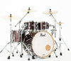 "Pearl Masters Maple Complete Series (MCT924XEFP) 4-Piece 22"" Shell Pack, Pearl, Acoustic Drum Kits, Drum Lounge, Pearl Masters Maple Complete"