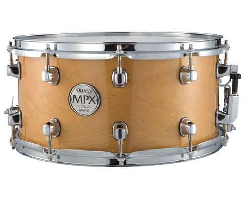 "Mapex MPX Natural Maple 14"" x 7"" Snare Drum"