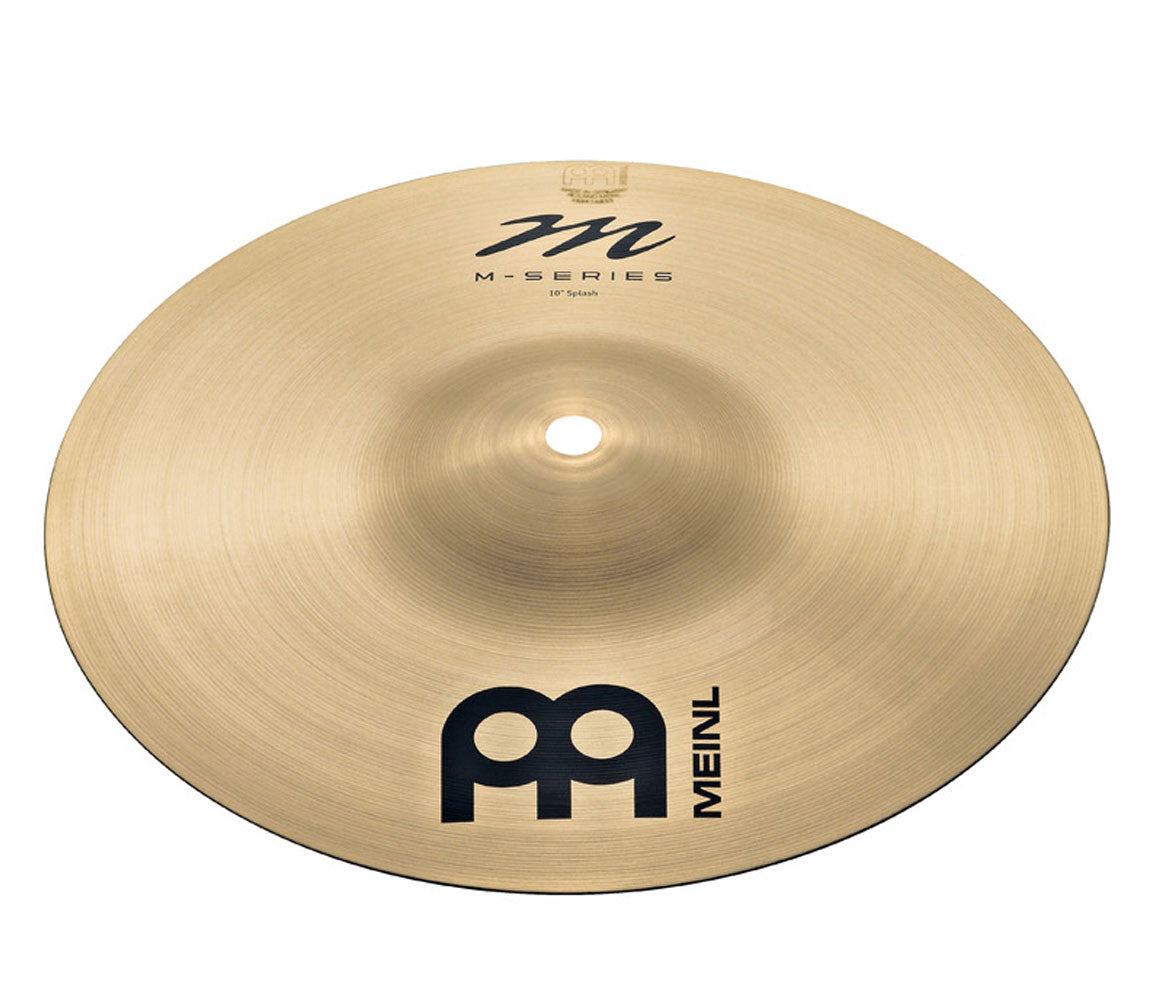 "Meinl M-Series Traditional 10"" Splash Cymbal"