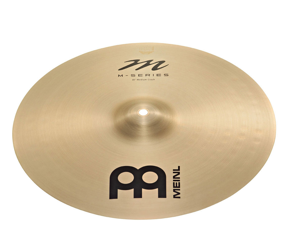 "Meinl M-Series Traditional 16"" Heavy Crash Cymbal"