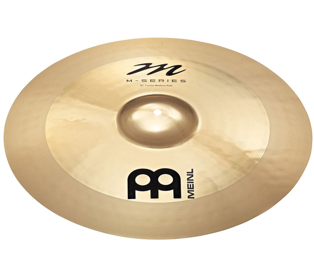 "Meinl M-Series Fusion 20"" Medium Ride Cymbal"